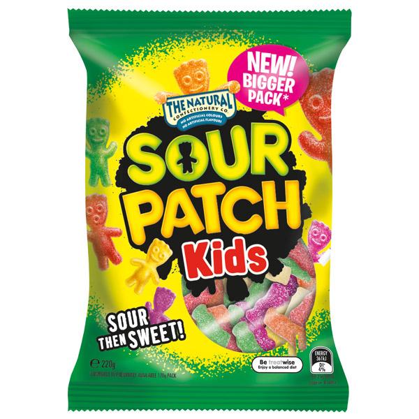 Tncc Sour Patch Kids Bag 220g